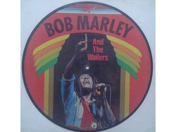 Bob Marley & The Wailers title* Bob Marley And The Wailers* LP Picture Disc - Hägersten - Bob Marley & The Wailers title* Bob Marley And The Wailers* LP Picture Disc - Hägersten