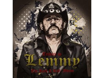 Motorhead: Tribute To Lemmy (CD) - Nossebro - Motorhead: Tribute To Lemmy (CD) - Nossebro