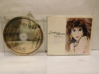 LINDA MARTIN - WHY ME? - CD-MAXI