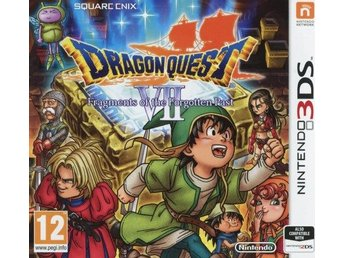 Dragon Quest VII: Fragments of the Forgotten Past (Beg) - Hyssna - Dragon Quest VII: Fragments of the Forgotten Past (Beg) - Hyssna