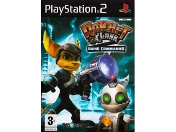 PS2 - Ratchet & Clank 2 : Going Commando (Beg)