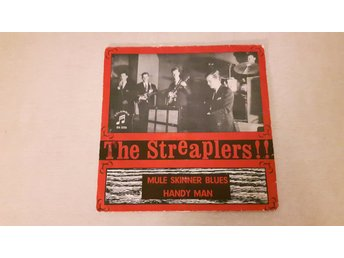 The Streaplers!! - Mule Skinner Blues / Handy Man (Endast Omslag)