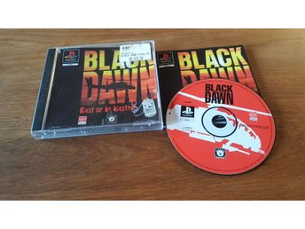 BLACK HAWK DOWN PS1 BEG