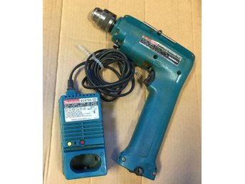 Makita borrmaskin Model 8400D 9,6V 900/min