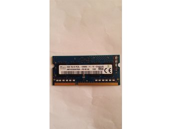 RAM minne 2 GB SO-DIMM DDR3