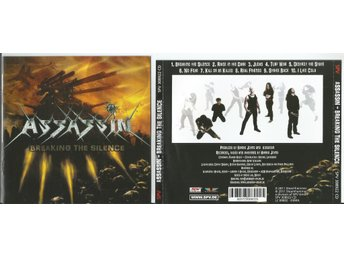 ASSASSIN - Breaking the Silence (CD ALBUM 2011)
