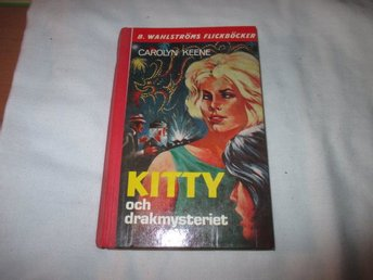 Carolyn Keene - KITTY och drakmysteriet /nr 1594, 1595