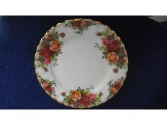 royal albert dinner plate old country roses