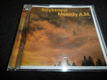 Röyksopp - Melody A.M. - 2CD - 2002