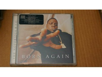 THE NOTORIOUS B.I.G - BORN AGAIN (CD)