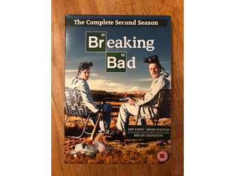 Breaking bad säsong 2 dvd