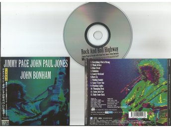 Jimmy Page John Paul Jones - Rock And Roll Highway. (audio CD)