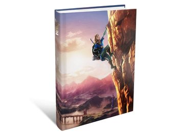 the legend of zelda breath of the wild the complete official guide collector's e