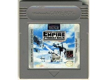 Star Wars: The Empire Strikes Back - Gameboy