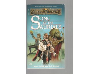 Forgotten Realms - Songs of the Saurials