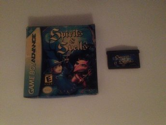 Spirits & Spells Gameboy advance