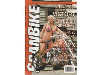 Scanbike nr. 4 2001 - Brottby - Scanbike nr. 4 2001 - Brottby