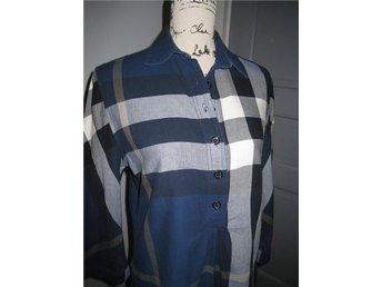 Burberry Brit blus str XL - Oxelösund - Burberry Brit blus str XL - Oxelösund