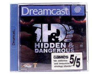 Hidden & Dangerous - Sega Dreamcast - PAL (EU) - Helsinki - Hidden & Dangerous - Sega Dreamcast - PAL (EU) - Helsinki