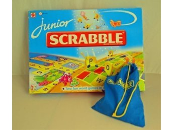 Scrabble Junior :-)
