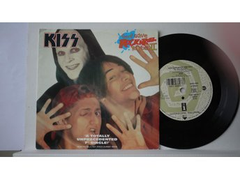 "Kiss - God Gave Rock & Roll To You II   7""  2005  Soundtrack"