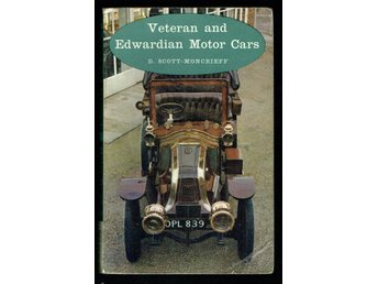 Veteran and Edwardian motor cars ( På engelska)