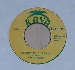 "Pappa Beeto, Jah Life Time title* History Of Our Music* Reggae,Dancehall Jam 7"" - Hägersten - Pappa Beeto, Jah Life Time title* History Of Our Music* Reggae,Dancehall Jam 7"" - Hägersten"