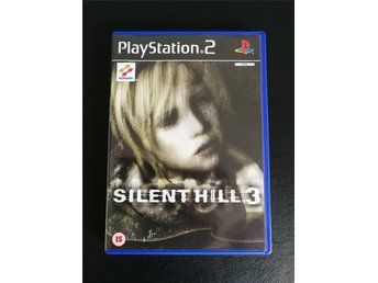 Silent Hill 3 (PS2) Nyskick!