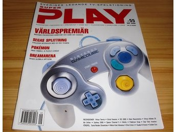 Spelmagasin: Super Play nr 55