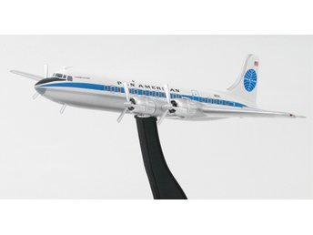HM Douglas DC-6B - Pan American World Airways - 1/200 scale. Nice!