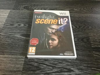 Twilight Scene It(Nytt i Plast)