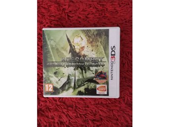 Ace Combat Assault Horizon Legacy + Nintendo 3DS nytt
