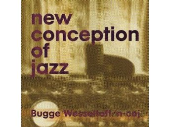 Wesseltoft Bugge: New Conception Of Jazz (Vinyl LP)