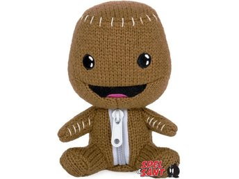 Little Big Planet Sackboy 20cm Plush Stubbins