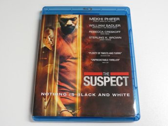 THE SUSPECT (Blu-ray)