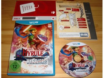 Wii U: Zelda Hyrule Warriors
