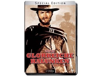 Good, the bad and the ugly: Special Edition Steelbook . Svensk text,