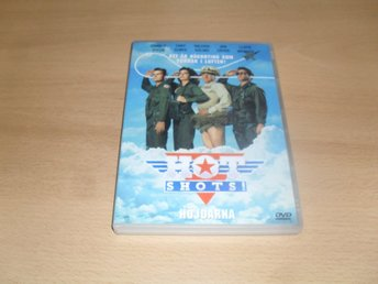 DVD-film: Hot shots! Höjdarna (Charlie Sheen, Cary Elwes, Jon Cryer)