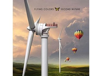 Flying Colors: Second nature 2014 (CD)