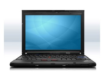 Lenovo Thinkpad X201 - i5 - kvalitet 12""