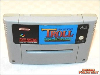 Super Troll Islands (SNES/UKV)