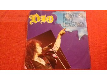 DIO   HUNGRY FOR HEAVEN Vinylborsen-skivbutik