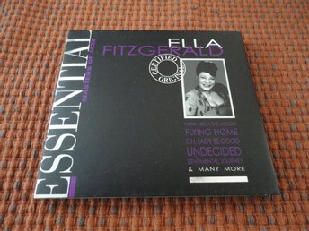 ELLA FITZGERALD -- ESSENTIAL  --MASTERS OF JAZZ (DIGIPACK)