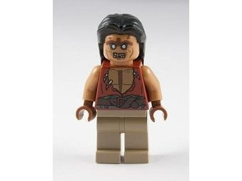 Lego - Figurer -  Pirates of the Caribbean - Yeoman Zombie LF20-6