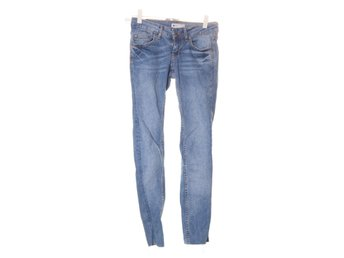 Gina Tricot, Jeans, Strl: 34, Perfect jeans, Blå