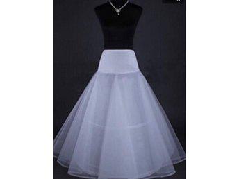 Plus size 44,47,48 underkjol helt ny från butik till brudklänning balklänning