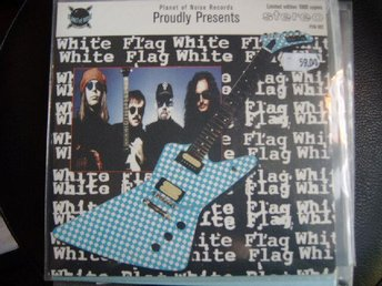 "7"" White Flag - Magician's Nephew NY Record store day 2011"