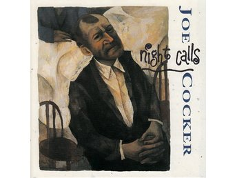 Joe Cocker, Night calls (CD)