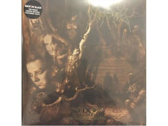 EMPEROR - IX EQUILIBRIUM 180G COLOURED 2-LP LIMITED EDT NY