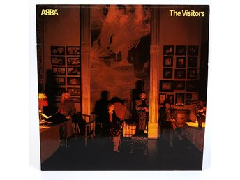 ABBA - The Visitors POLS 342 LP 1981